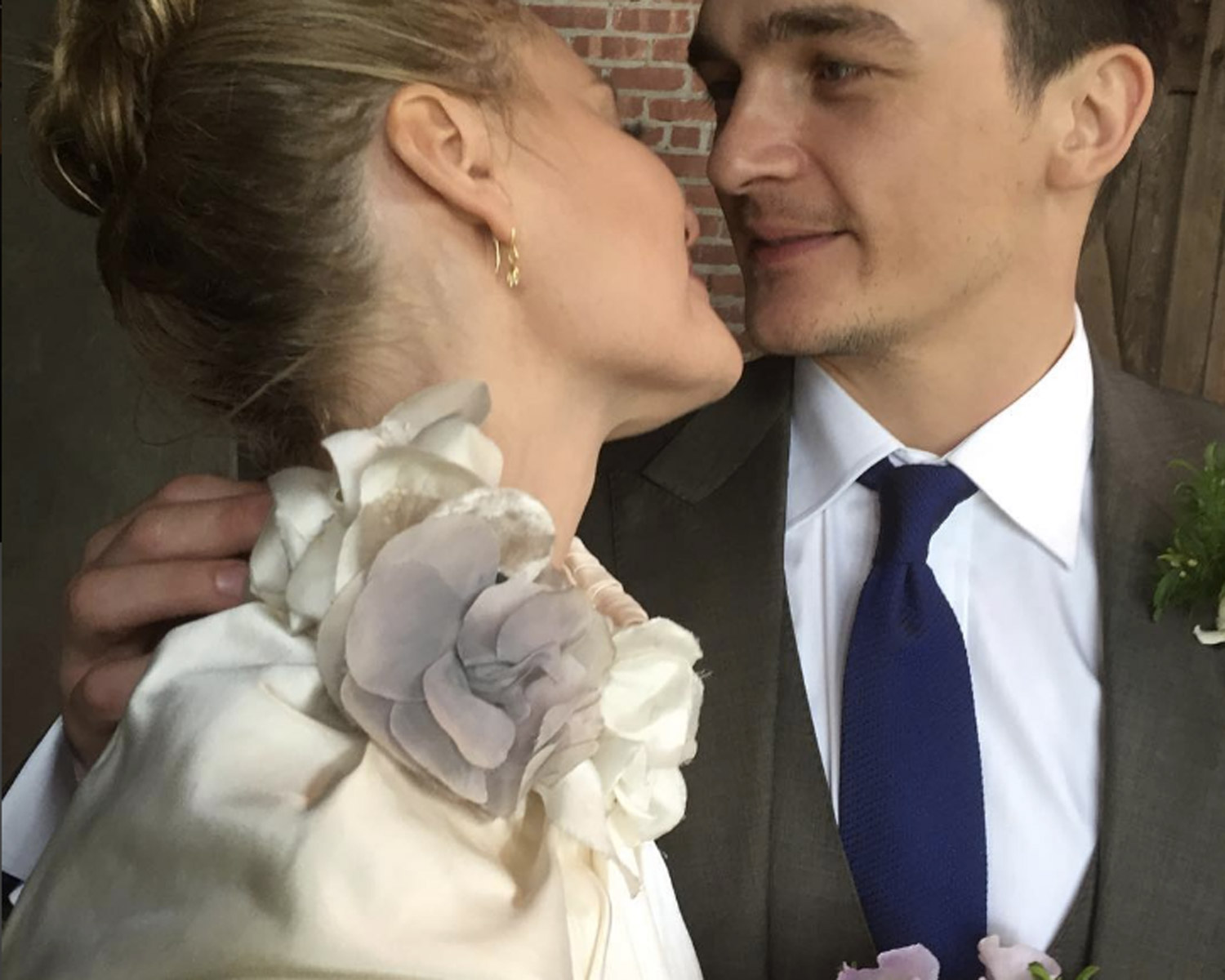 Homeland S Rupert Friend Secretly Married Aimee Mullins