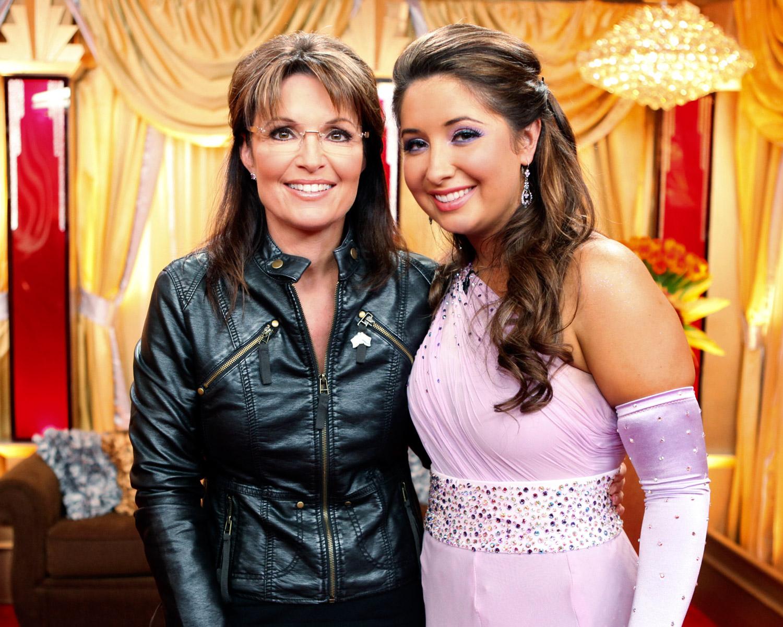 Sarah Palin Reacts To Bristol Palin Dakota Meyer S Wedding