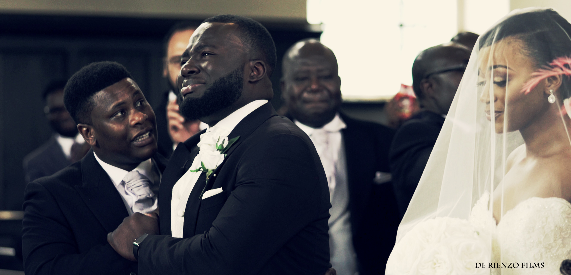 Videographer Talks Groom S Emotional Reaction To Bride S