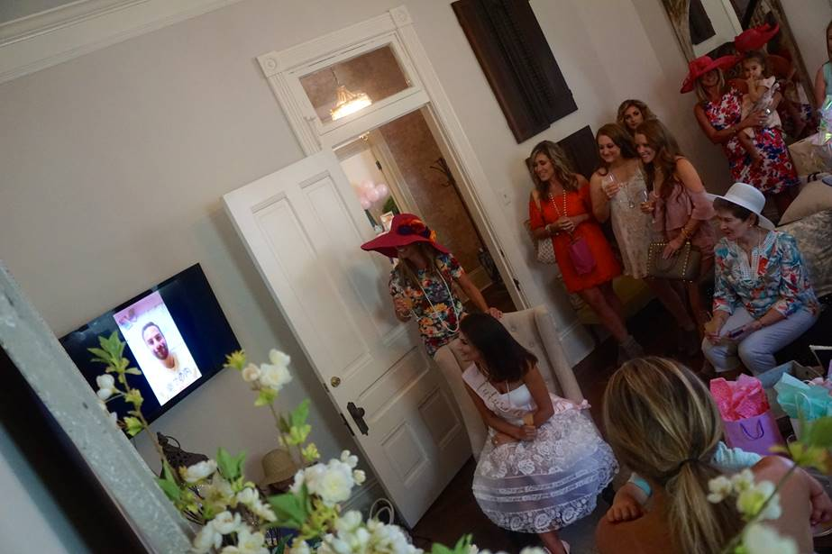 Sydney Rae James Bridal Shower