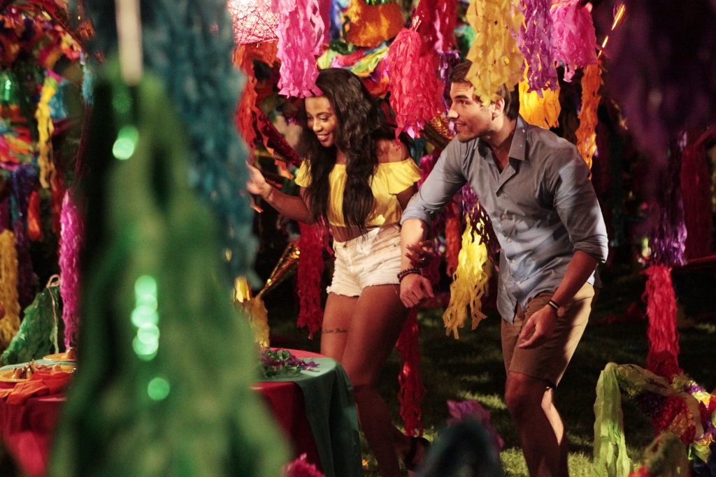 """BACHELOR IN PARADISE - """"Episode 301"""" - Looking for a second chance at love on the season premiere of the highly anticipated """"Bachelor in Paradise,"""" beginning TUESDAY, AUGUST 2 (8:00-10:00 p.m., EDT) on the ABC Television Network, the cast arrive one by one to their own private paradise in the gorgeous town of Sayulita, located in Vallarta-Nayarit, Mexico. The cast comprised of former fan favorites and controversial characters from """"The Bachelor"""" franchise live together along the shores of Paradise beach, share exotic dates, and explore new romances, all for another chance to find love. Each week, relationships will be put to the test as new contestants are introduced into the mix. At the end of each week, a rose ceremony will be held where uncoupled contestants will be cast out of Paradise! (ABC/Rick Rowell)"""