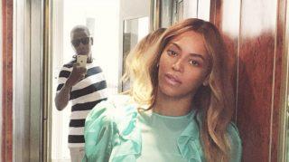 Beyonce Jay Z Elevator