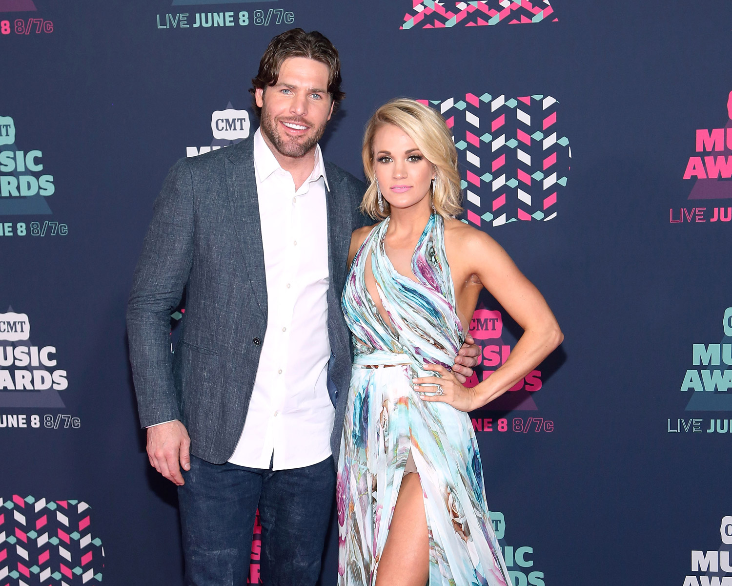 Carrie Underwood Mike Fisher Anniversary