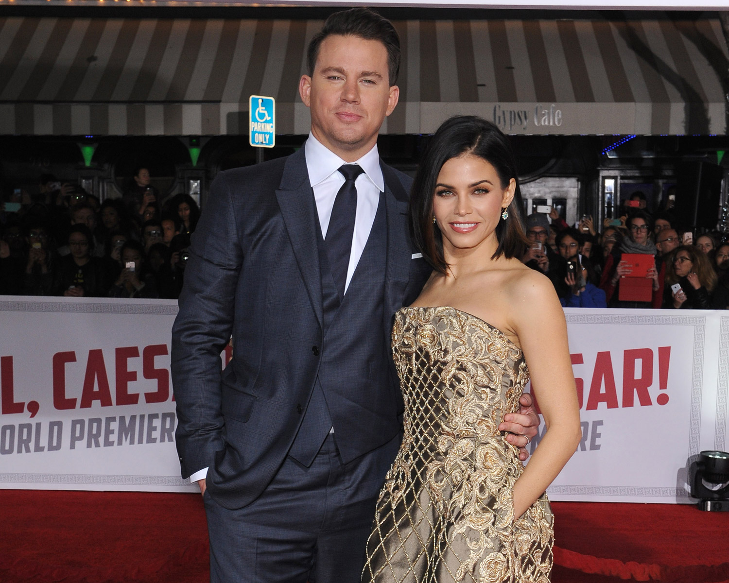 Jenna Dewan, Channing Tatum Celebrate 7-Year Wedding Anniversary