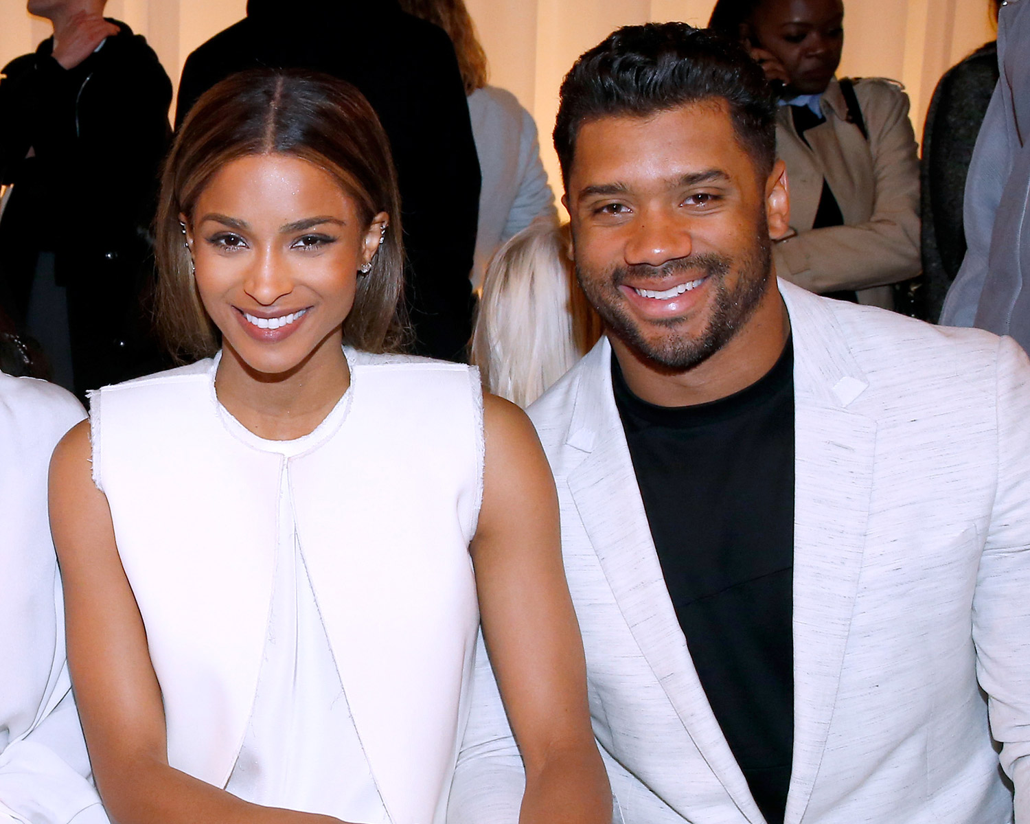 Ciara Announces Her Pregnancy in Loved-Up Birthday Post ...