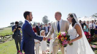 kevin costner daughter married