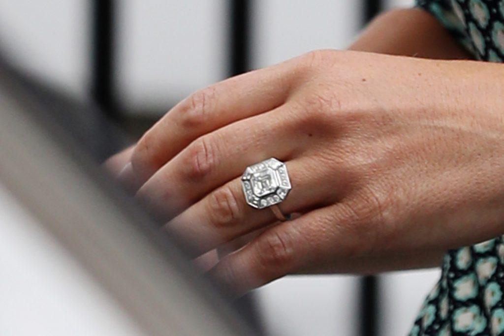 Pippa Middleton Ring Home