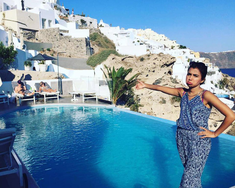 Huma Mobin Facebook Honeymoon