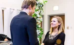KRisten bell wedding 2