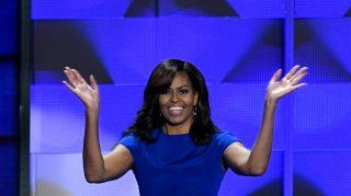 First Lady Michelle Obama Speech DNC
