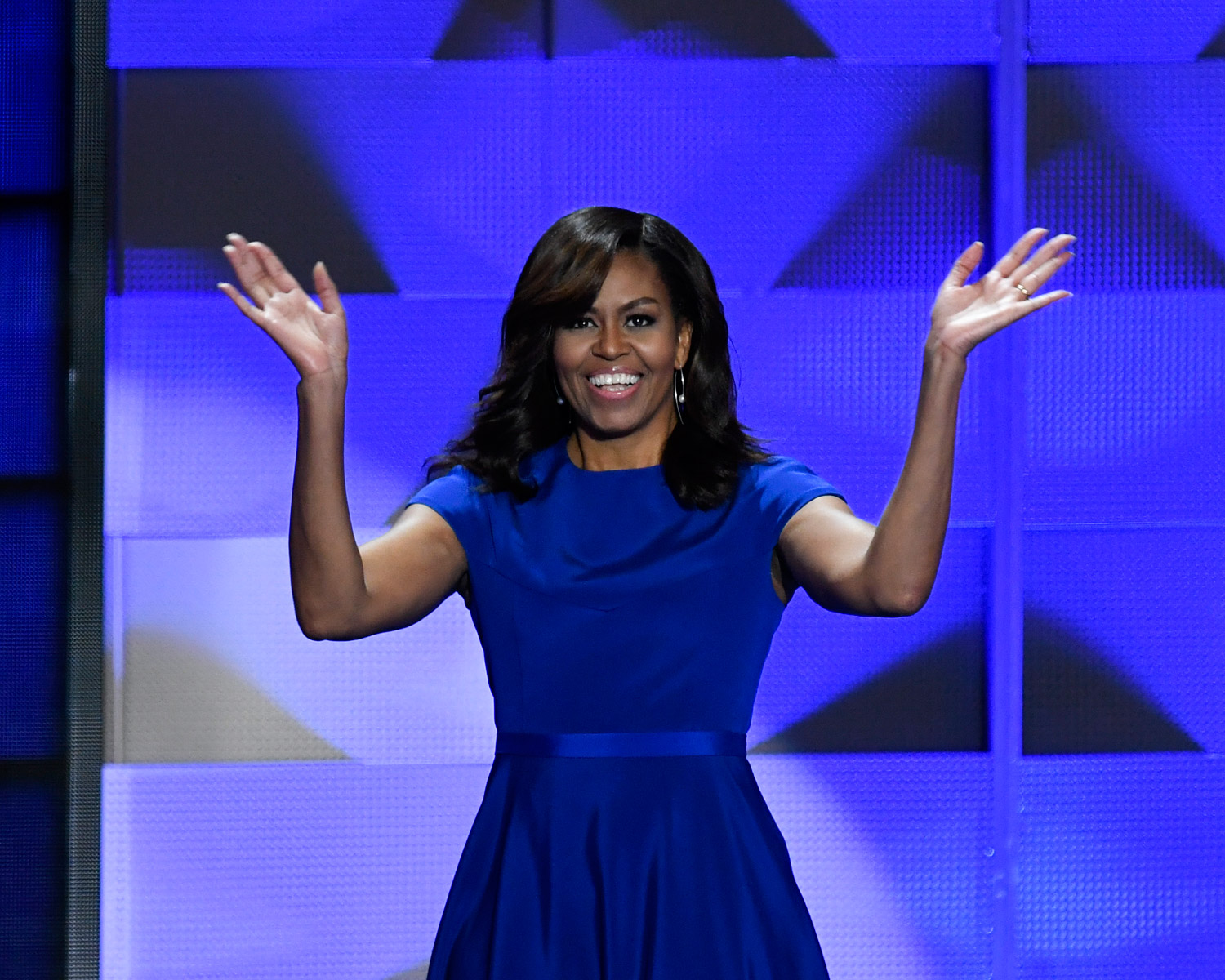First Lady Michelle Obama Speech DNC