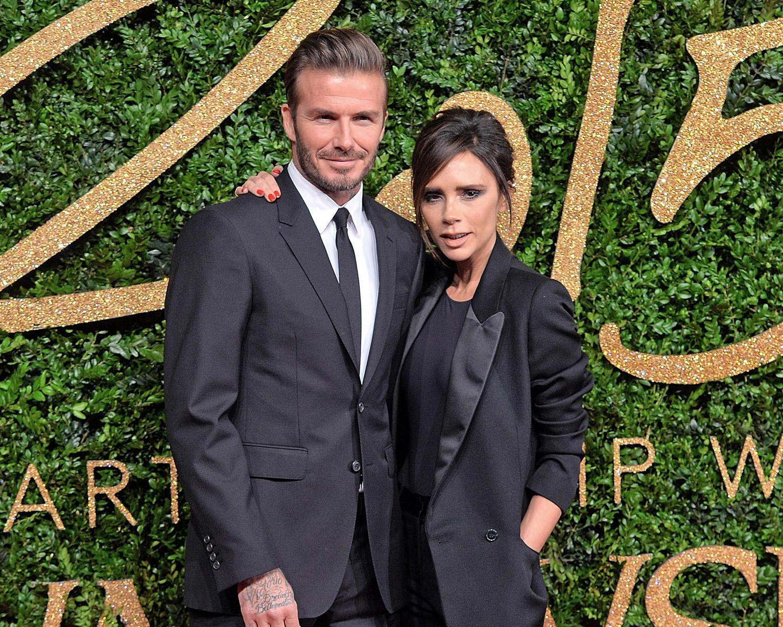 Victoria, David Beckham Share Wedding Photos On 17th