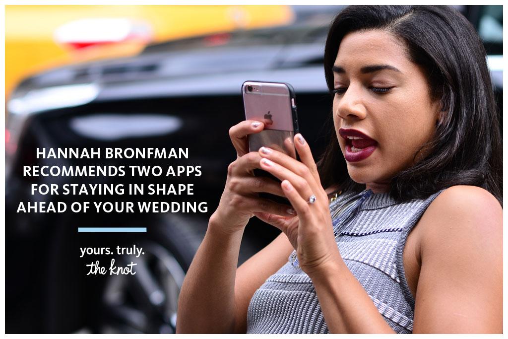 Hannah Bronfman apps