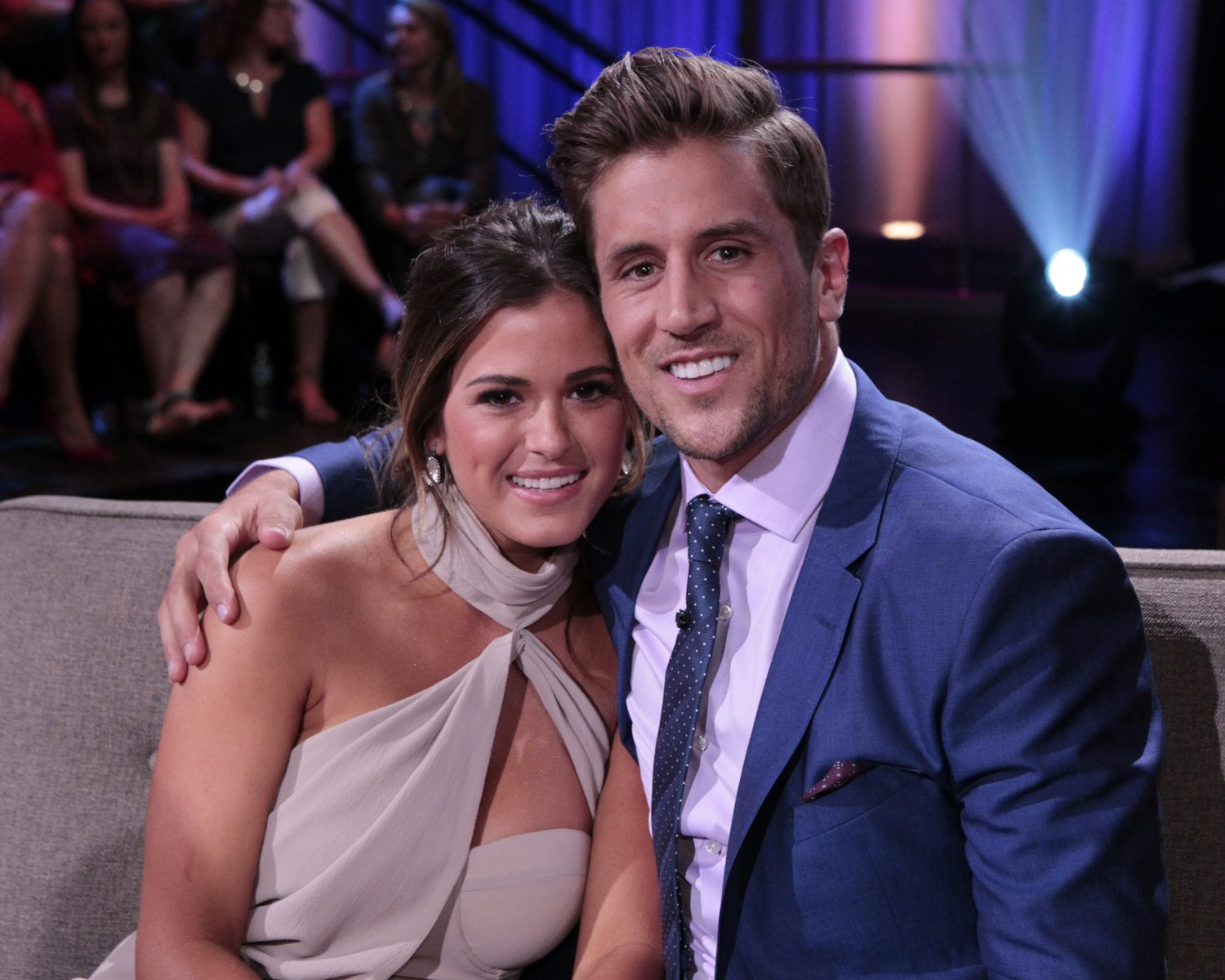 Bachelorette JoJo Fletcher Fiance Jordan Rodgers Have Officially Moved In Together