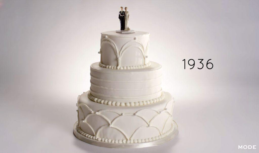 1936 cake