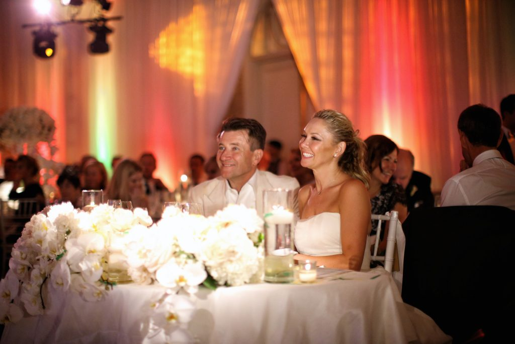 kym johnson wedding robert herjavec
