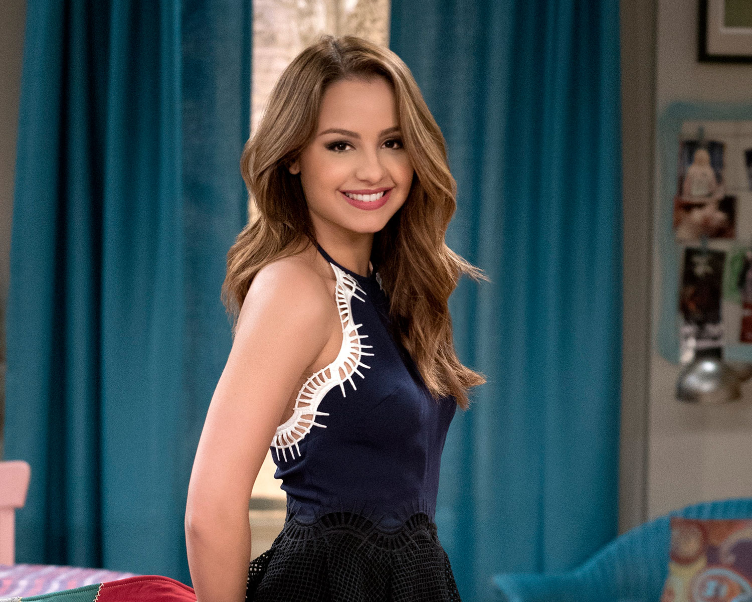 Young Amp Hungry S Aimee Carrero Marries Tim Rock Wedding