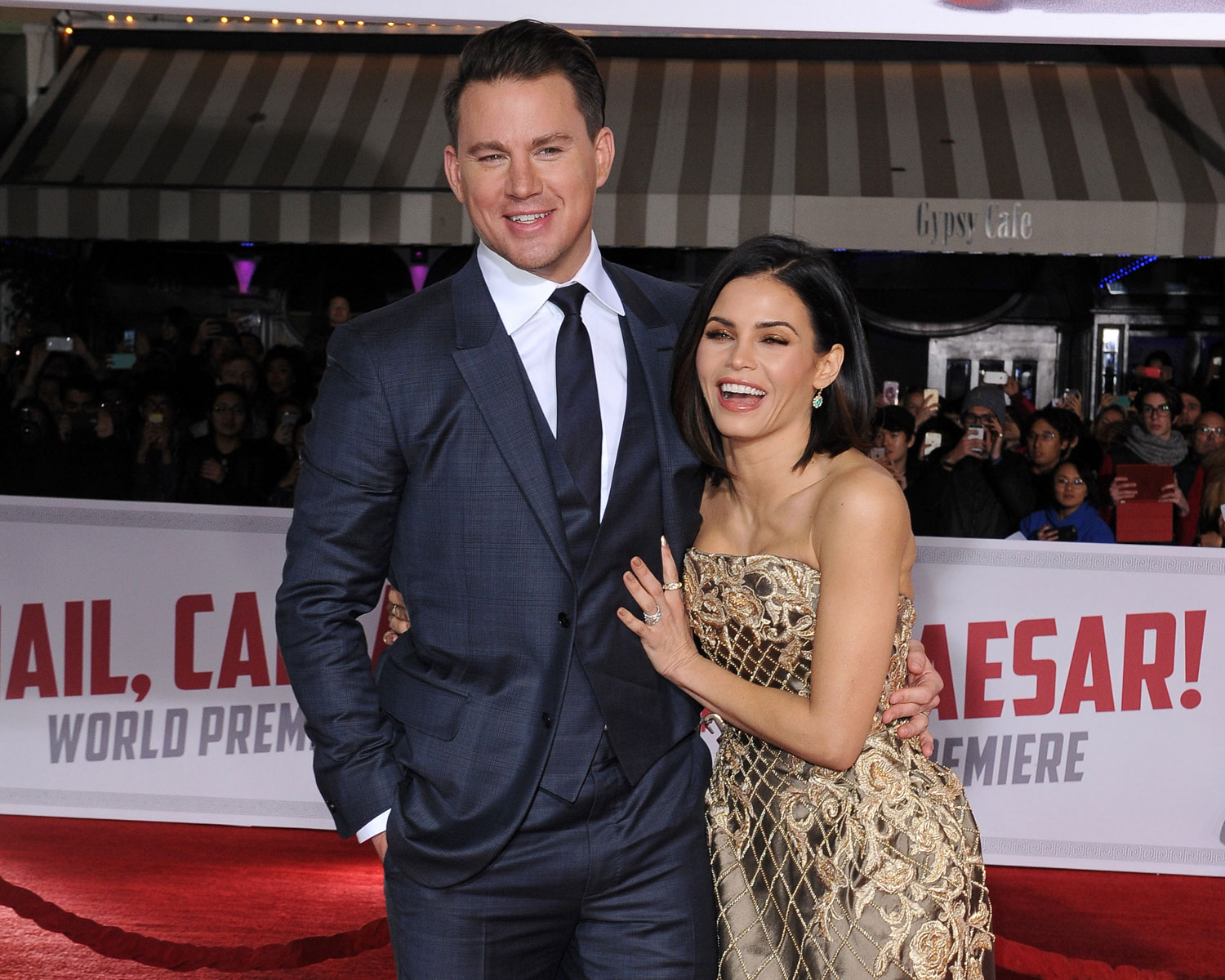 jenna dewan tatum dating Actress jenna says whether or not the rumored dance-off between justin timberlake and britney spears happened and also tells andy cohen if she dated justin w.