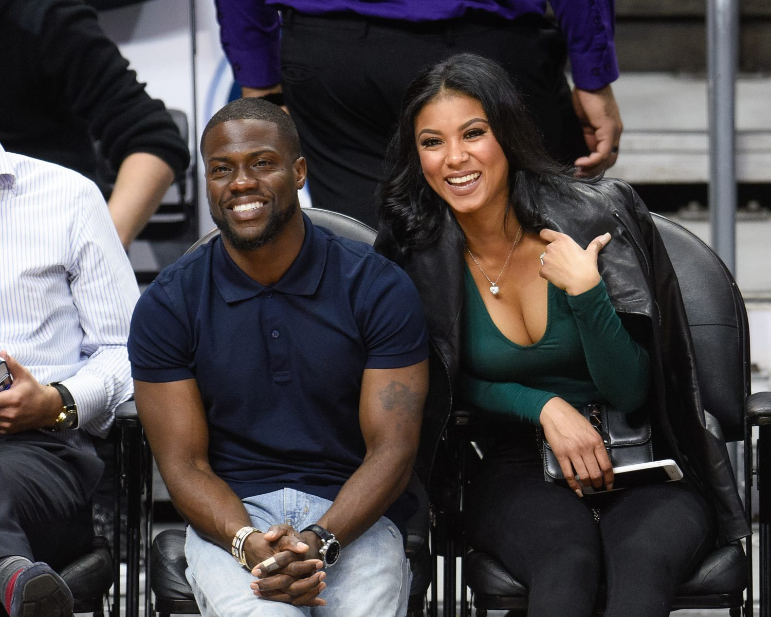 Kevin Hart S Wife Eniko Parrish Wore Two Vera Wang Wedding Gowns