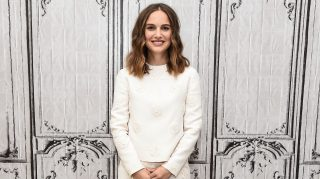 NEW YORK, NY - AUGUST 18:  Natalie Portman attends AOL Build to discuss her new film 'A Tale Of Love And Darkness' at AOL HQ on August 18, 2016 in New York City.  (Photo by Daniel Zuchnik/WireImage)