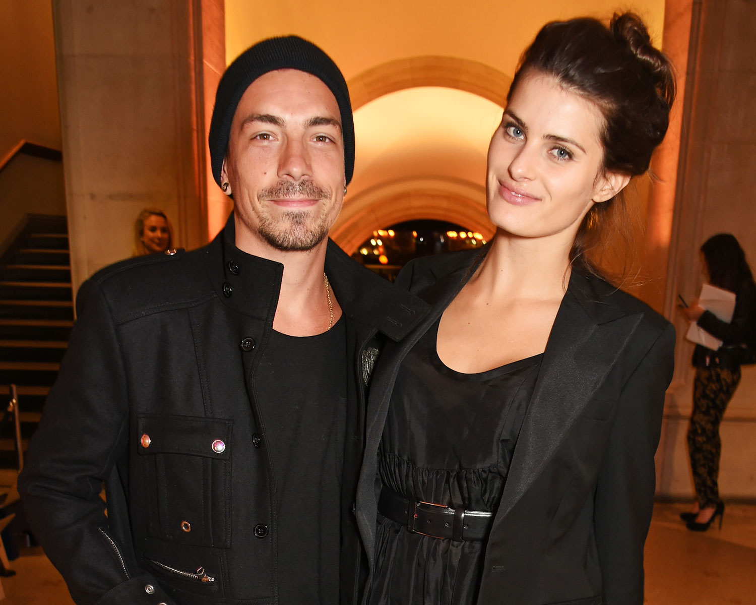 Isabeli Fontana Married Singer Diego Ferrero In A Beach Cover Up