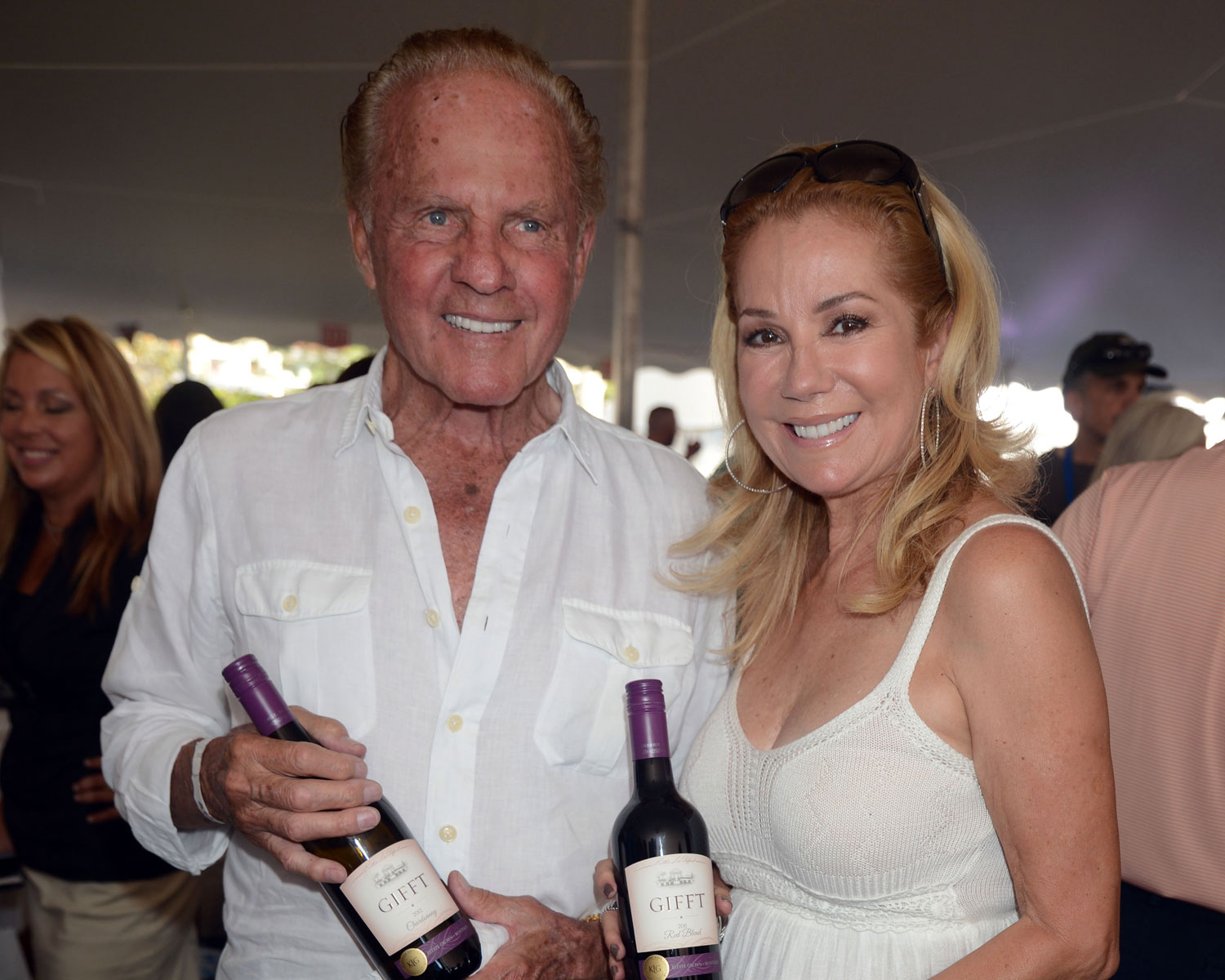 Kathie Lee Gifford Honors Late Husband a Year After His Death