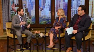Jonah Hill Live With Kelly