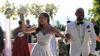 Rochelle Aytes wedding