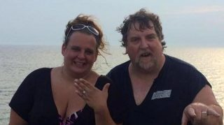woman lost ring lake michigan