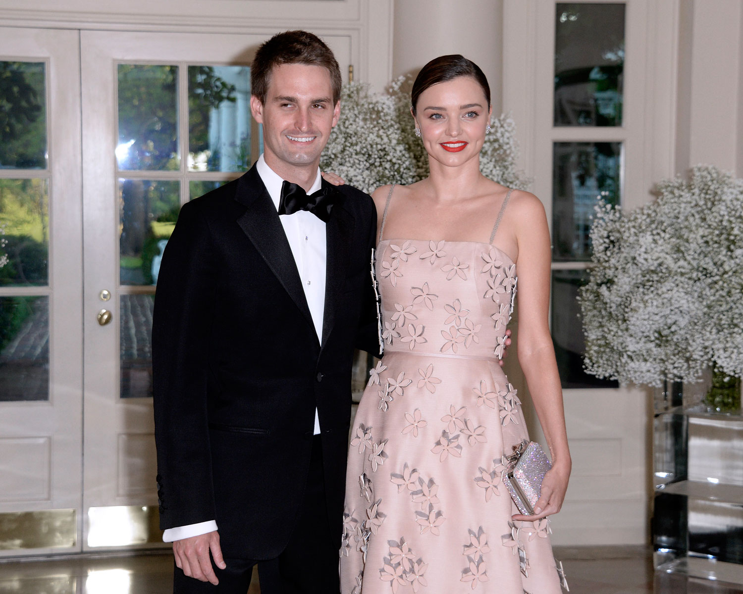 Miranda Kerr Wedding Dress.Miranda Kerr Shares The First Photos From Her Wedding To Evan Spiegel