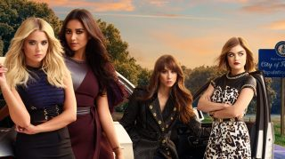 Pretty Little Liars PLL