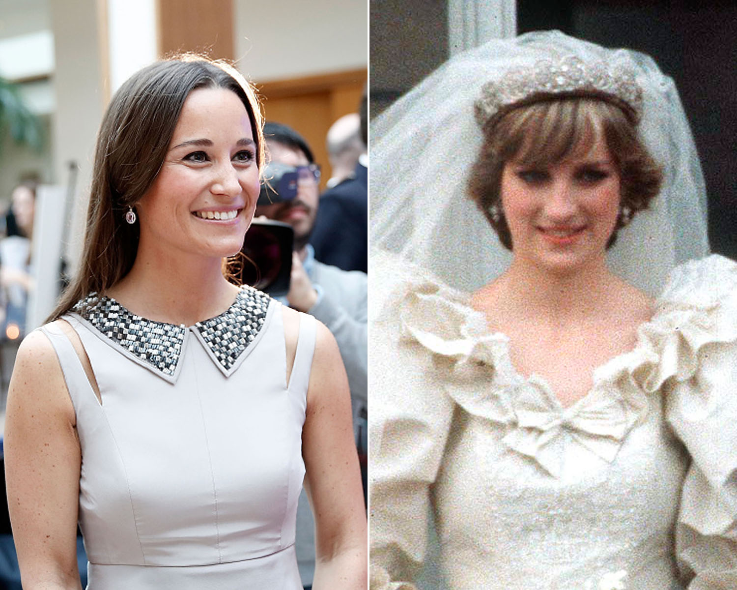 Pippa Middleton Princess Diana