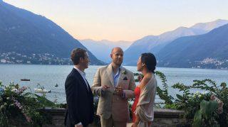 Spotify CEO Wedding
