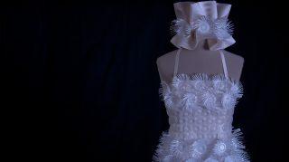 k-cup wedding dress