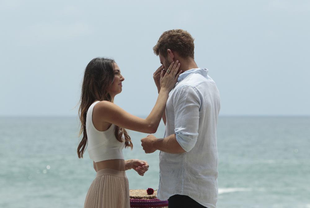 Nick Viall Jen Saviano Bachelor in Paradise