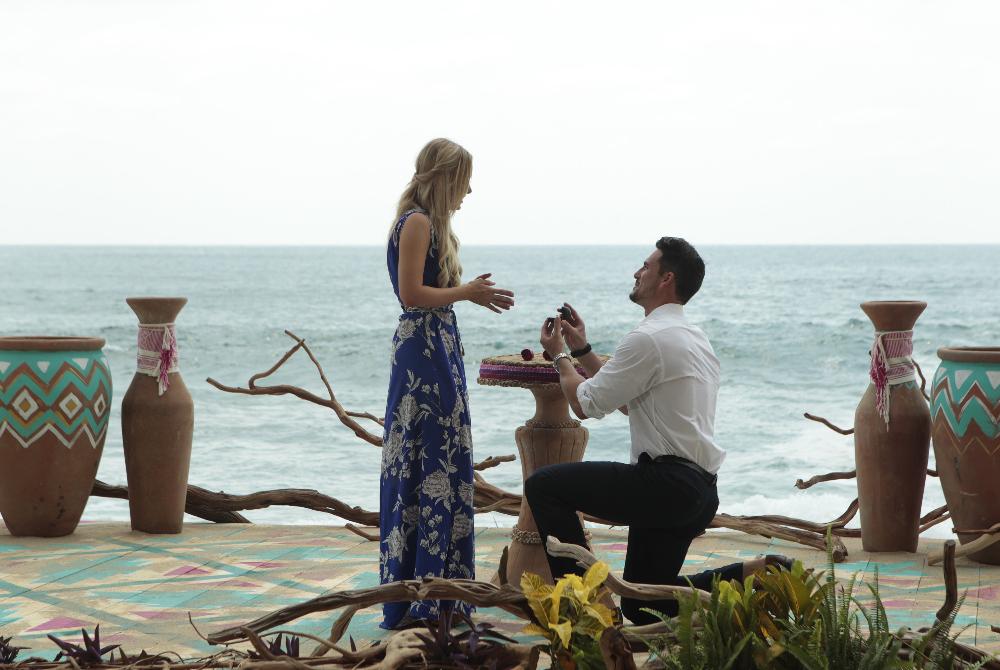 Amanda Stanton Josh Murray bachelor in paradise