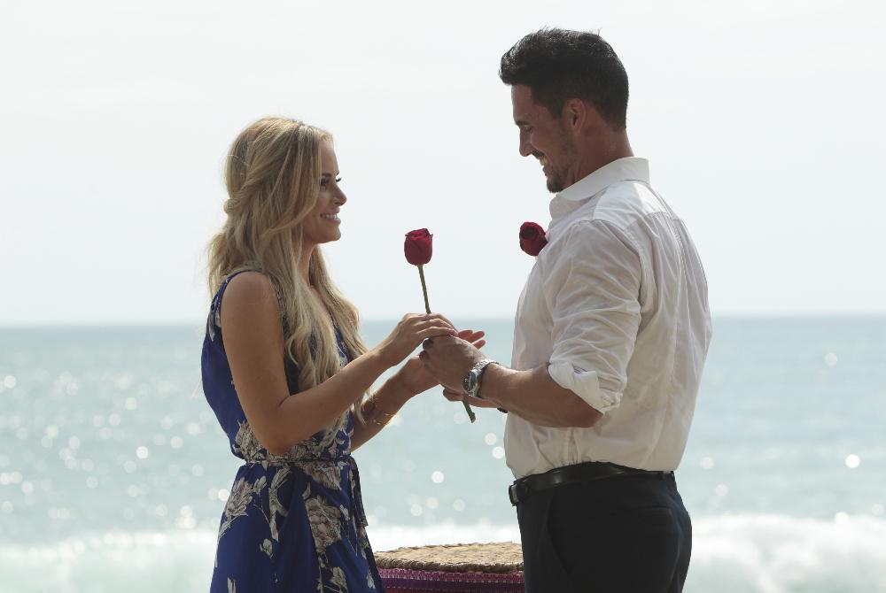 Bachelor in Paradise Josh Amanda
