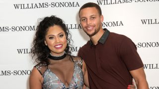 Ayesha Curry Steph Curry