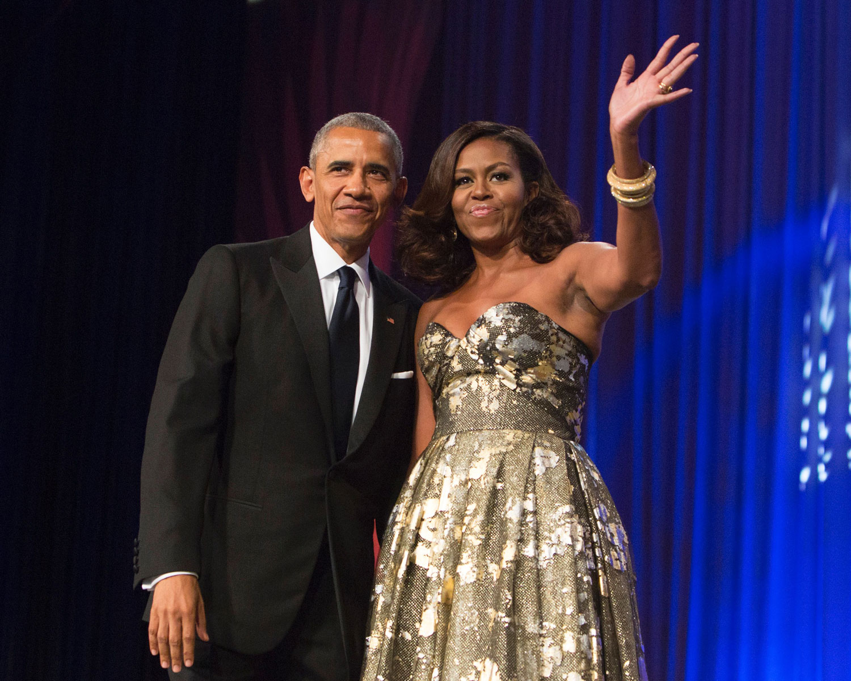 barack michelle obama president flotus