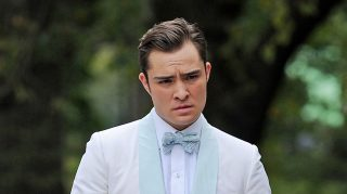 Chuck Bass Ed Westwick Wedding Gossip Girl