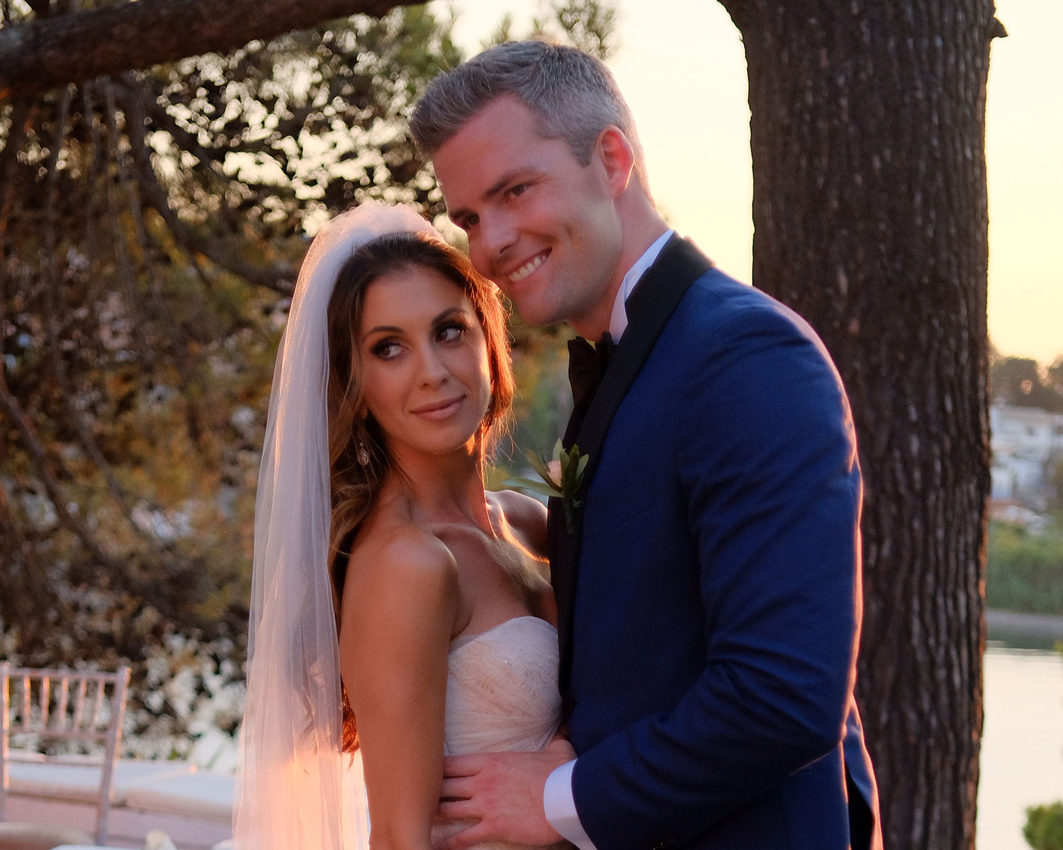 Ryan Serhant Documents First Person Account Of Wedding