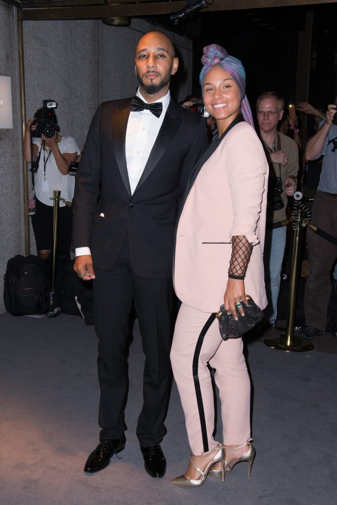 Alicia Keys Pens Message for Husband Swizz Beatz on His BDay