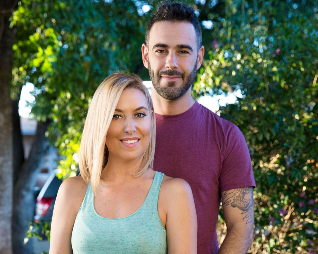 Derek Heather MAFS married at first sight
