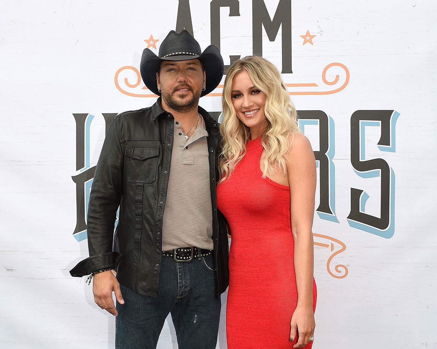 Jason Aldean Shares Why He Wears A Rubber Wedding Band