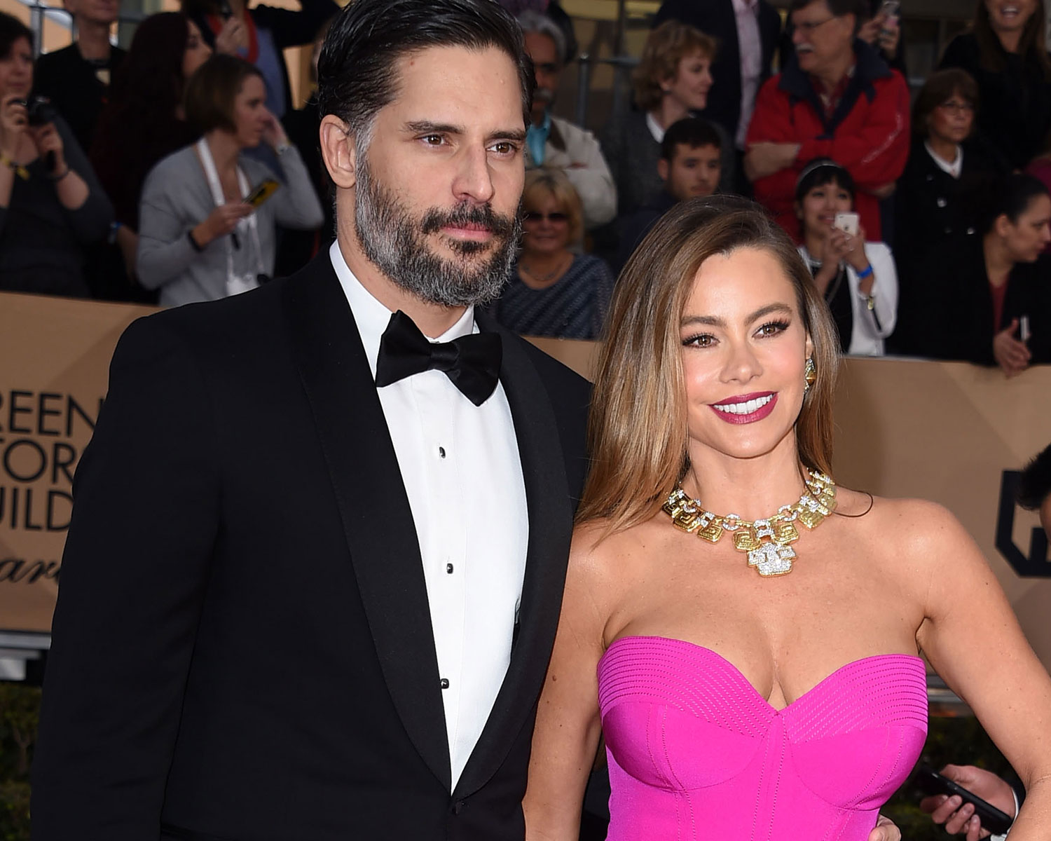 Sofia Vergara Has Accepted Her Husbands Obsession With