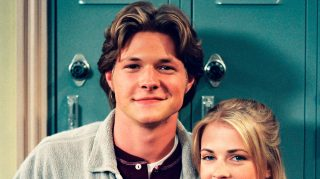 Sabrina Nate Richert Harvey Teenage Witch