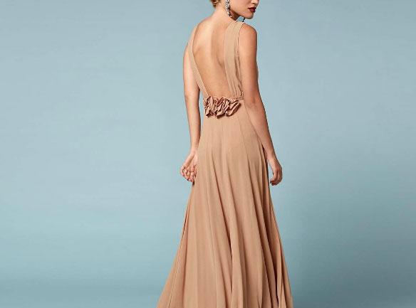 Reformation Dianna Agron bridesmaid dress