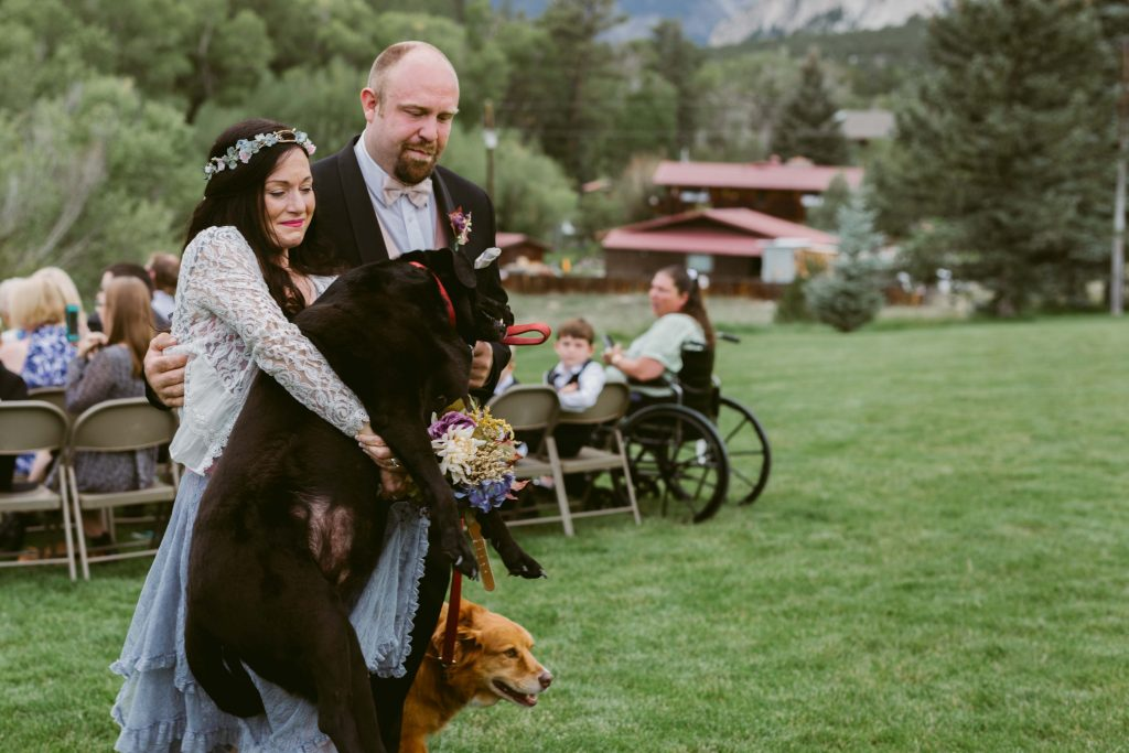 Charlie Bear bride
