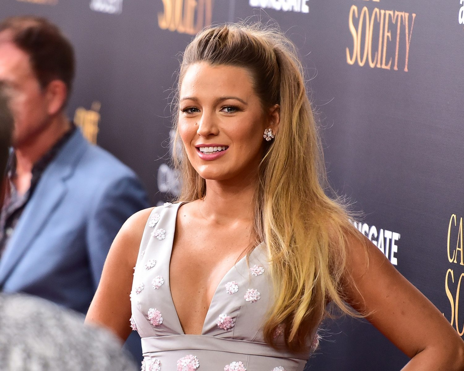 381babe6c16 Blake Lively Attends Best Friend s Wedding After Giving Birth
