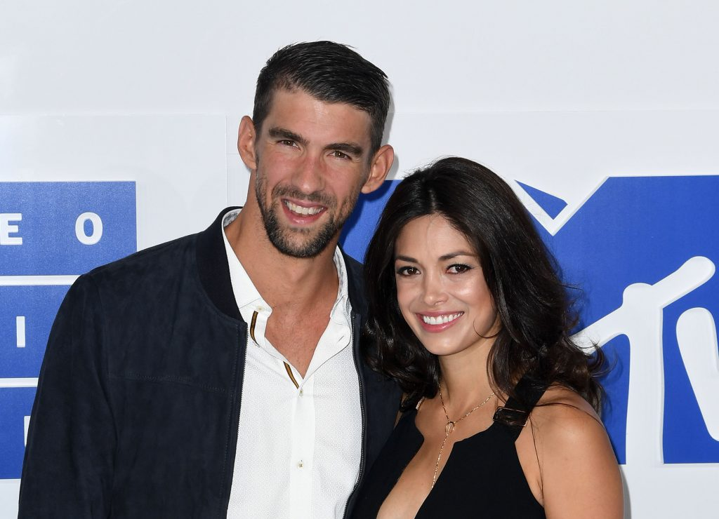Michael Phelps Nicole Johnson married